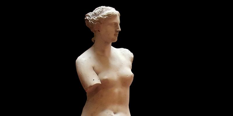 Embody love - Venus de Milo