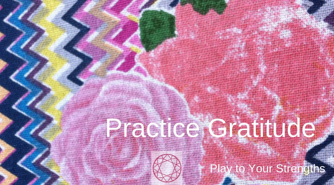 Practising Gratitude is Fun and the Key to Happiness