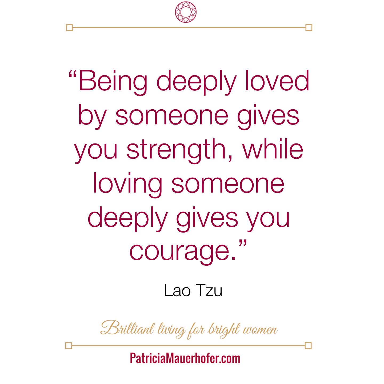 lao tzu quote - love