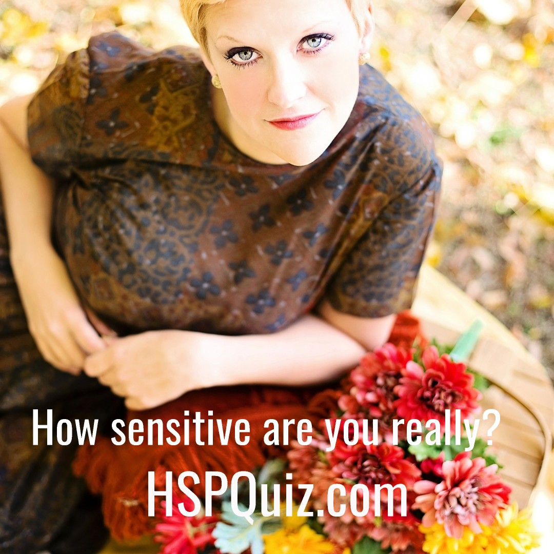 Take the HSP Quiz