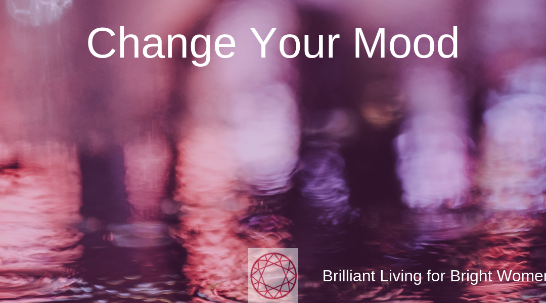 One Simple Technique to Change Your Mood