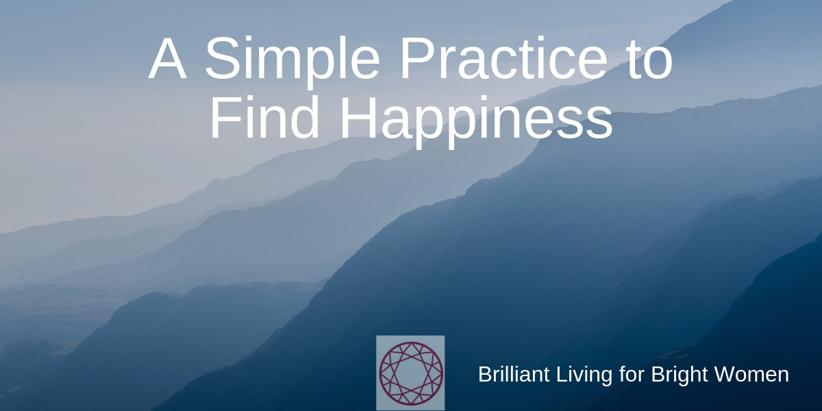 Simple Practice Happiness