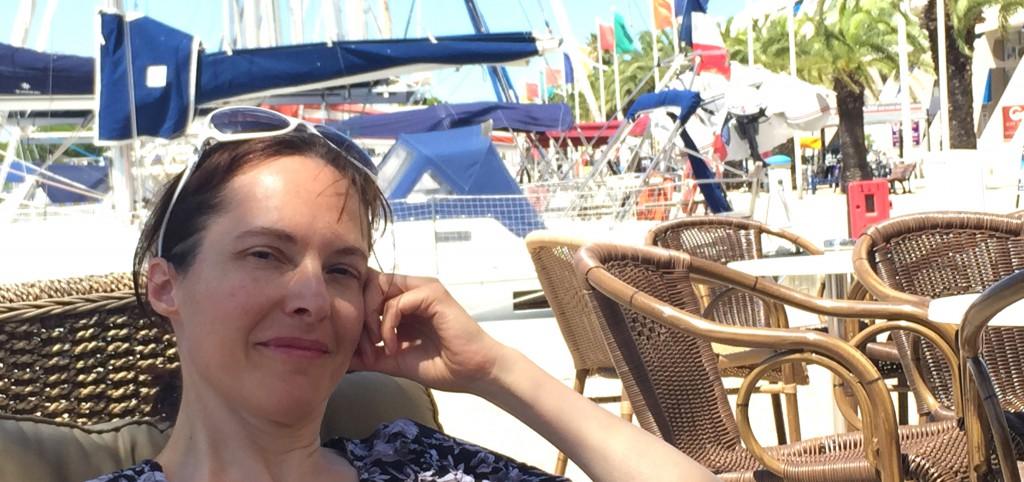Patricia on holidays