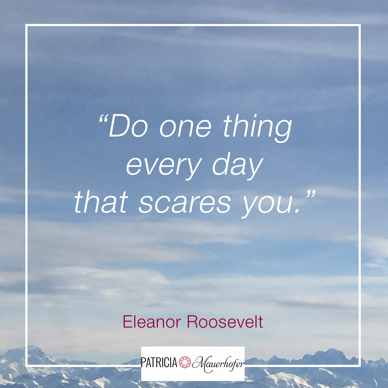 Quote E Roosevelt