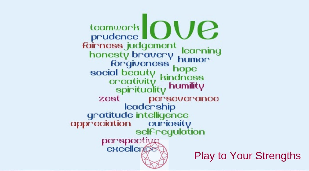 What's Love Got To Do With Character And Strengths?