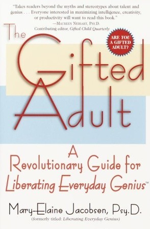 Book The Gifted Adult