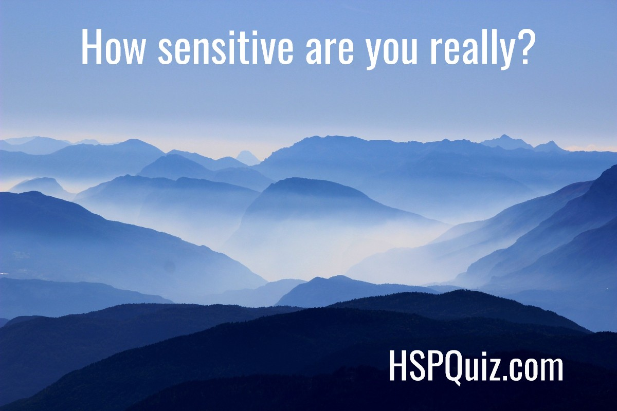 Take the HSP Quiz