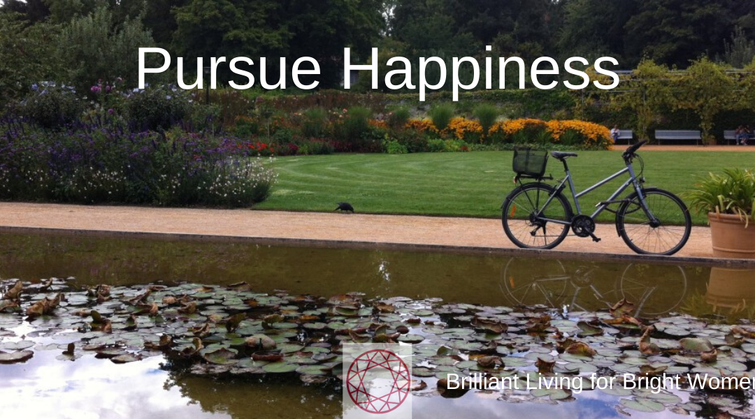 How to Find Time to Pursue Happiness